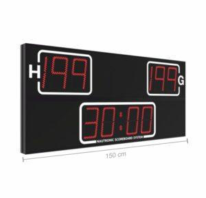 Спортивное табло для ФОК NA2115