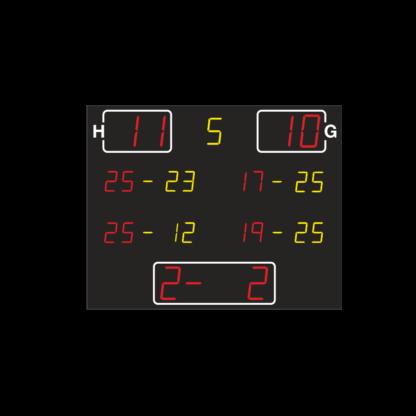 Спортивное табло Nautronic для волейбола