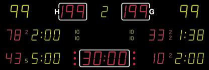 Табло для хоккея Nautronic