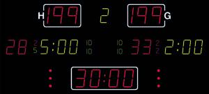 Спортивное табло для хоккея Nautronic