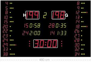 Табло для баскетбола Nautronic