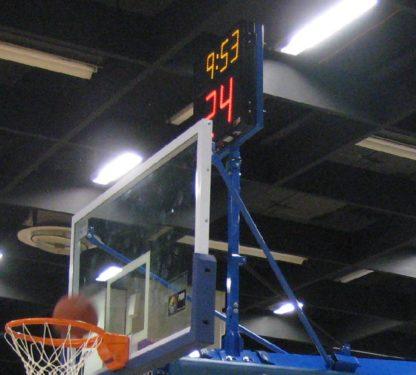 Табло атаки NAUTRONIC на баскетбольной стойке