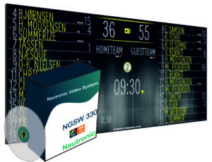 Nautronic Video System NGSW330