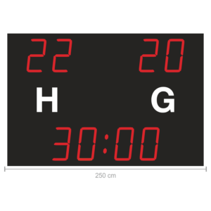Спортивное табло на стадион