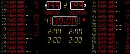 Nautronic_scoreboard_NX33040-32 FIBA-1