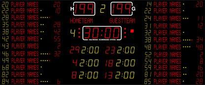 NX33040-43 FIBA Level-1