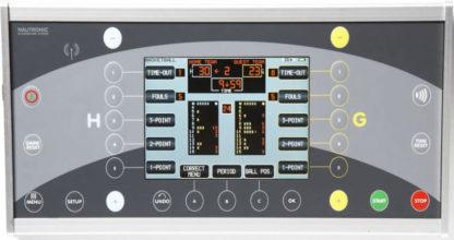 матч-контроллер NAUCON-1000_frontview